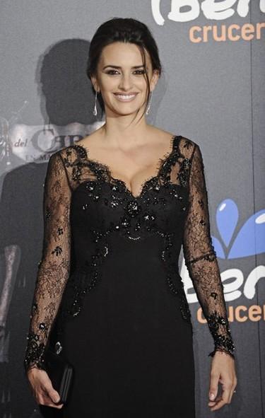 El look de Penélope Cruz en la premiere de Piratas del Caribe 4 en Madrid
