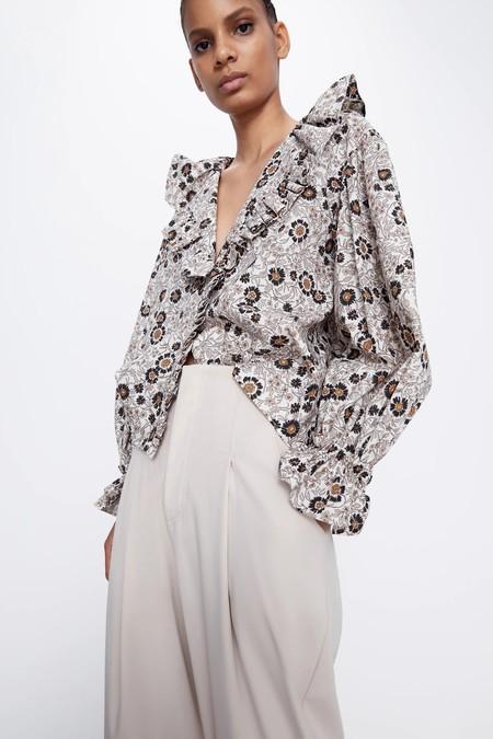 Zara Rebajas Verano 2020 60 Descuento Camisa 02