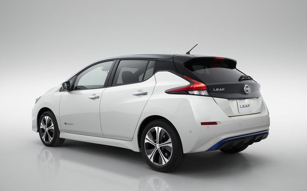 Nissan Leaf 2018 04