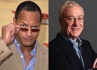 Dwayne Johnson y Michael Caine en la secuela de 'Viaje al centro de la Tierra'