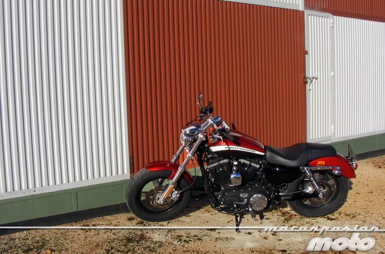 Foto de Harley-Davidson XR 1200CA Custom Limited (9/65)