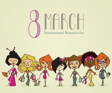 ¡Feliz Día de la Mujer, cada día de cada mes!