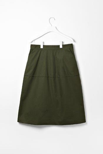 falda cos