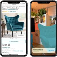 Apple mejora la función de vista rápida con realidad aumentada en Safari