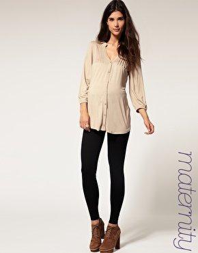 7945cc927 Es fácil vestir con estilo cuando estás embarazada si sabes cómo