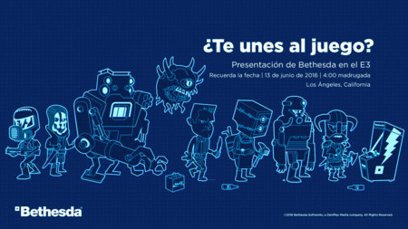 Bethesda repetirá en el E3 2016 y anuncia la fecha y hora de su conferencia