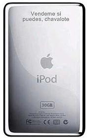 El segundo mercado del iPod y el grabado láser gratuito