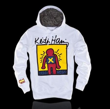 Zara lanza una colección de camisetas y sudaderas de Keith Haring