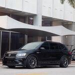 Volkswagen Tiguan SE R-Line Black RiNo: el concepto que mejora la apariencia al SUV alemán más popular de la marca
