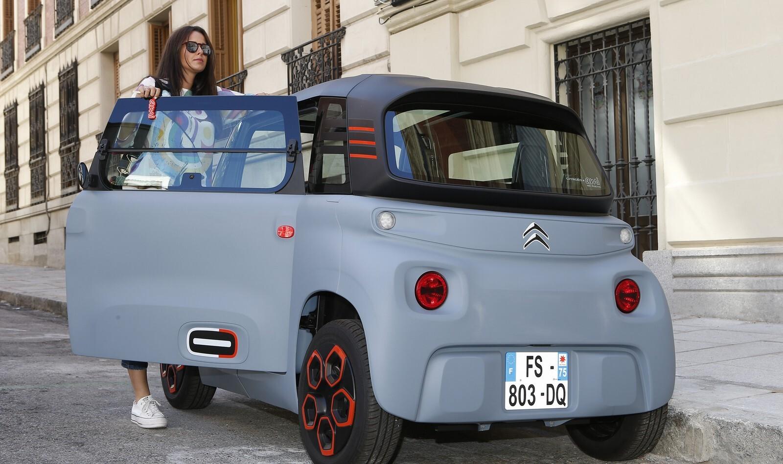 Foto de Citroën Ami 2020 (6/32)