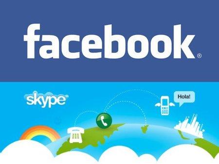 Rumor: Facebook presentará esta semana un servicio de vídeo-chat integrando Skype