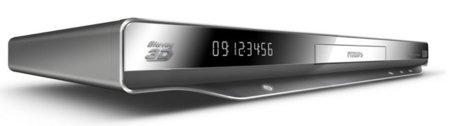 Philips BDP7600: diseño, conexión a Internet y soporte Blu-Ray 3D