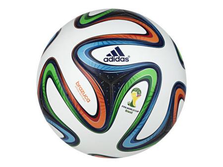 Brazuca, el balón oficial del mundial