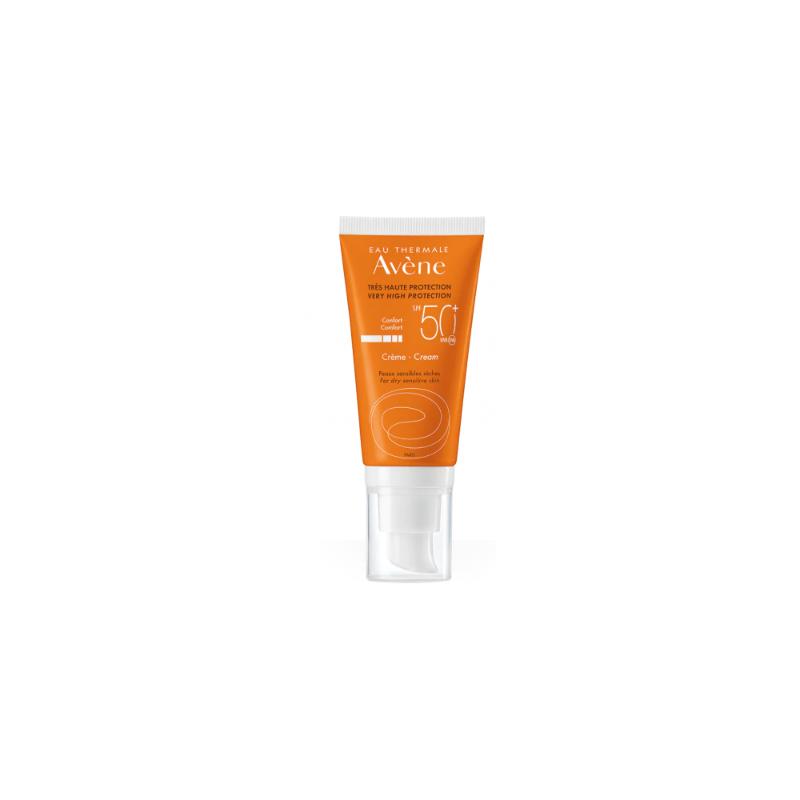 AVENE SOLAR SPF50+ ULTRA MAT 50ML - Protector solar facial