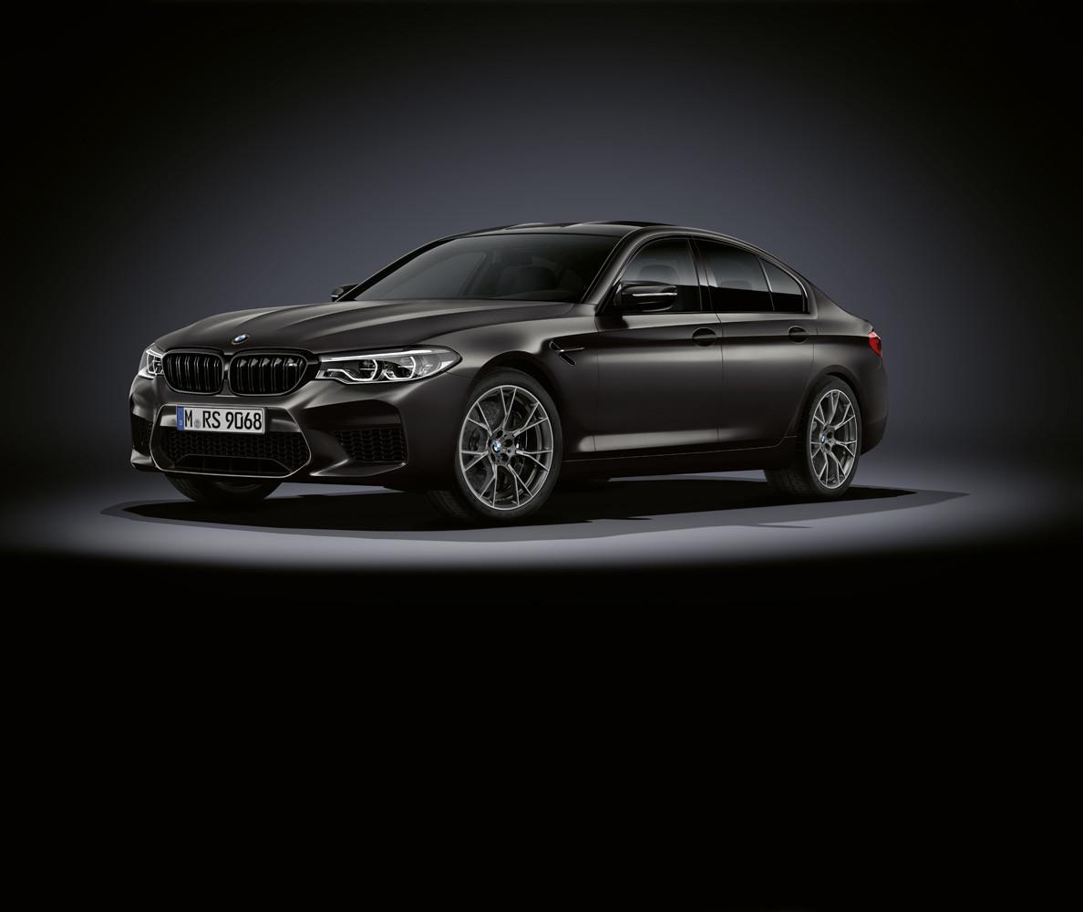 Foto de BMW M5 Edición 35 Aniversario (11/14)