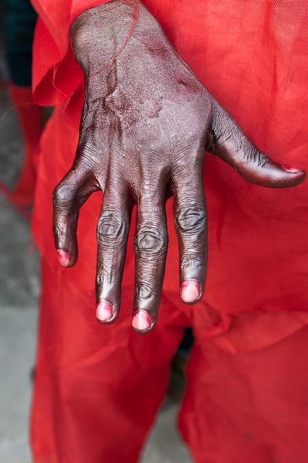 Gloria Oyarzabal Colonization Of The Mind Manipulation De La Serie Woman Go No Gree Nigeria 2019