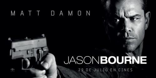 'Jason Bourne', la película