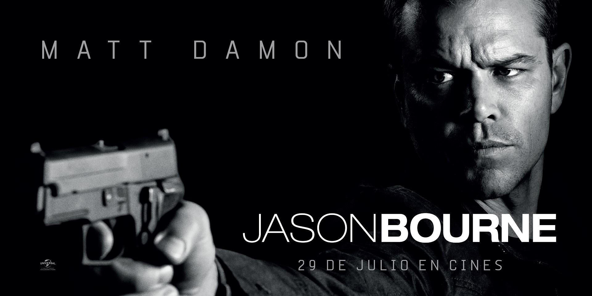 'Jason Bourne', la pel...