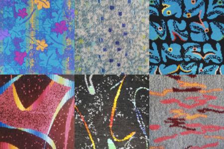 I don't give a seat: cuando Instagram convierte en puro arte hasta los tapices de asientos de autobús