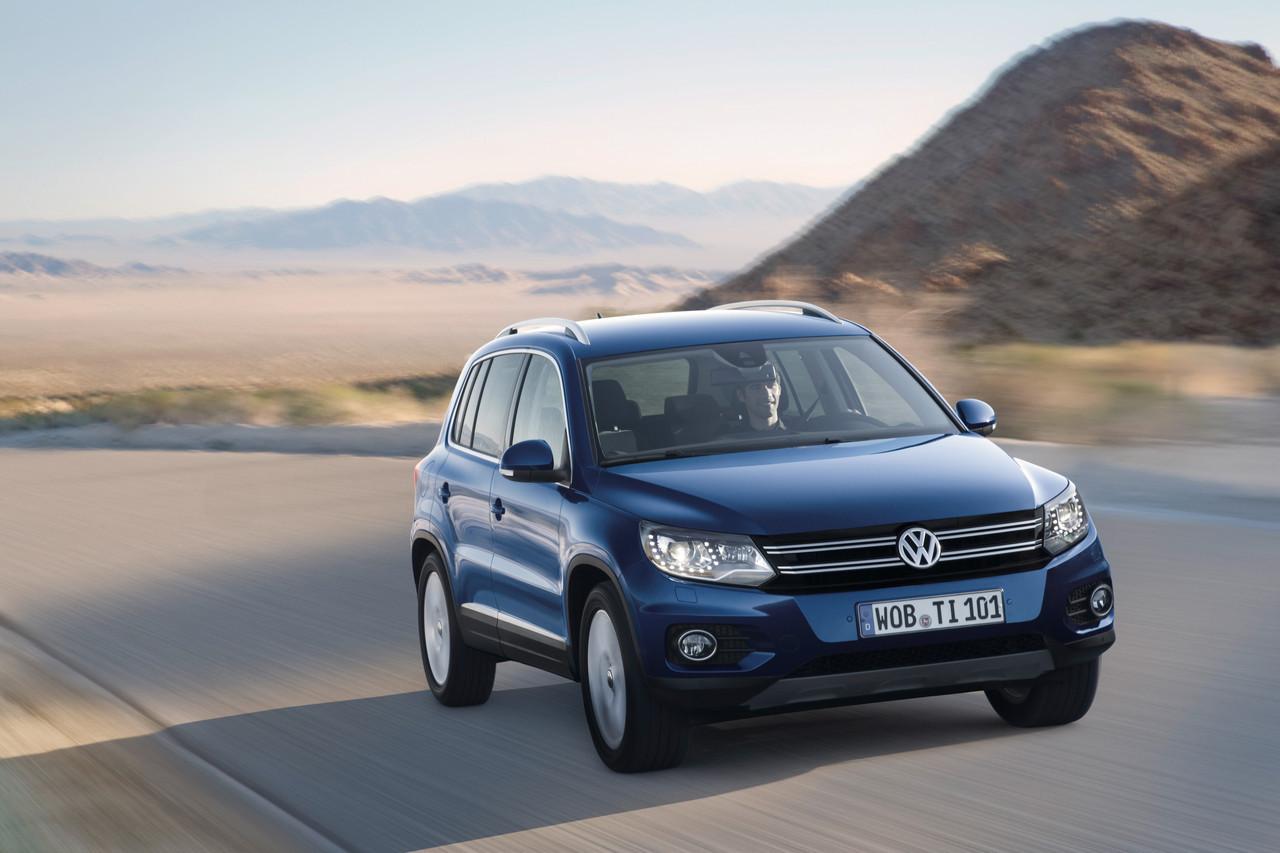 Foto de Volkswagen Tiguan 2011 (26/33)