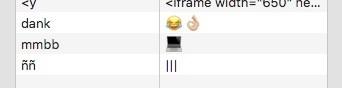 Sustitucion Texto Mac