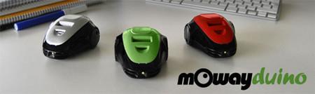 mOwayduino, el pequeño robot español pensado para que desde pequeños a mayores programemos