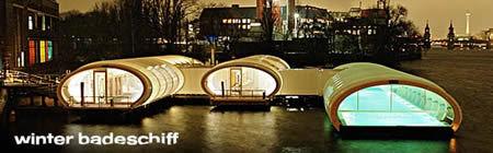 Arena Berlin: SPA en pleno rio