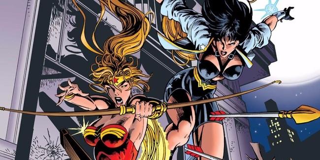 Wonder Woman Deodato