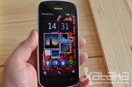 Nokia 808 pureview análisis pantalla AMOLED