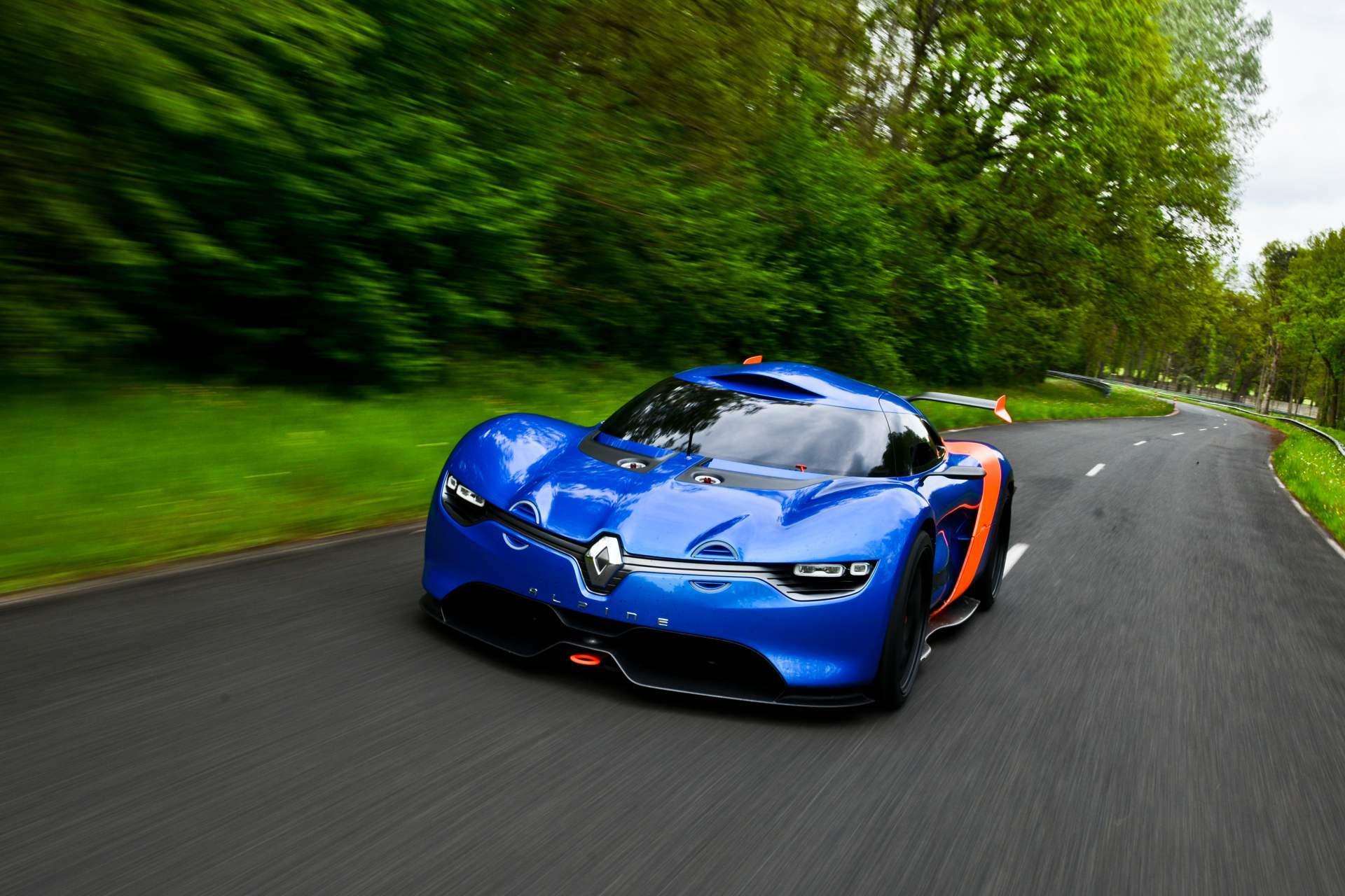 Foto de Renault Alpine A110-50 concept (9/22)