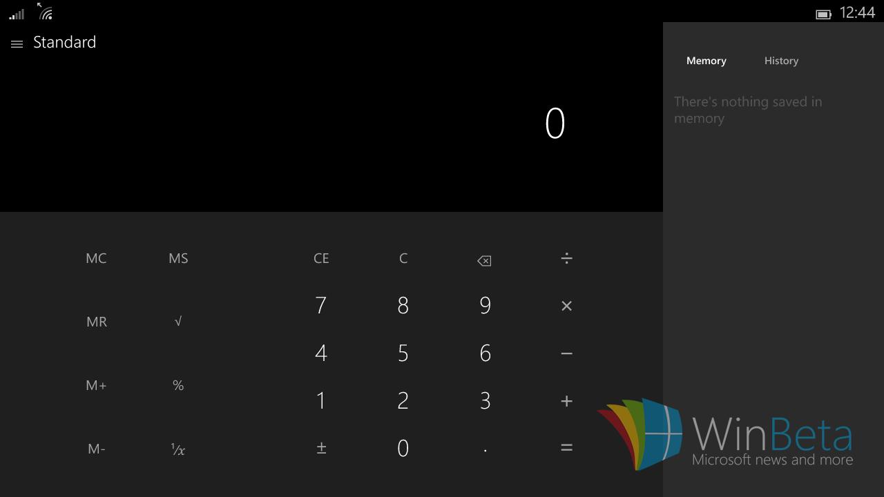 Foto de Windows 10 para tablets pequeños (2/8)