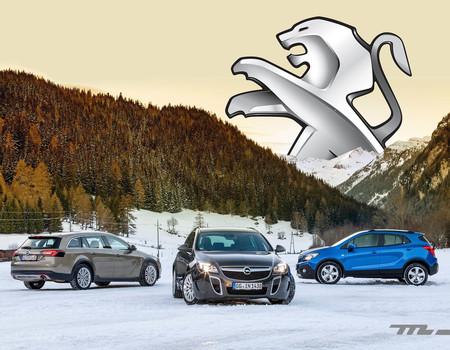 Peugeot-Citroën-Opel podrían unirse. ¿Cómo se estructurarán sus gamas de coches?