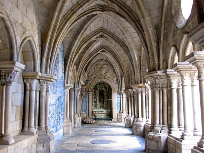 Claustro Catedral Oporto