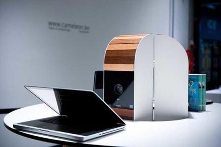 WeBike,un escritorio que pone en forma tus músculos y tus gadgets