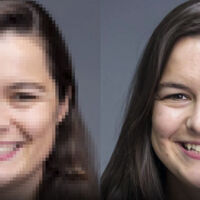 Google muestra un nuevo modelo de ampliación de imagen capaz de aumentar 16 veces la resolución total de la imagen