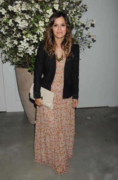 Rachel Bilson acude a la presentación de Derek Lam antes de volar a Cannes