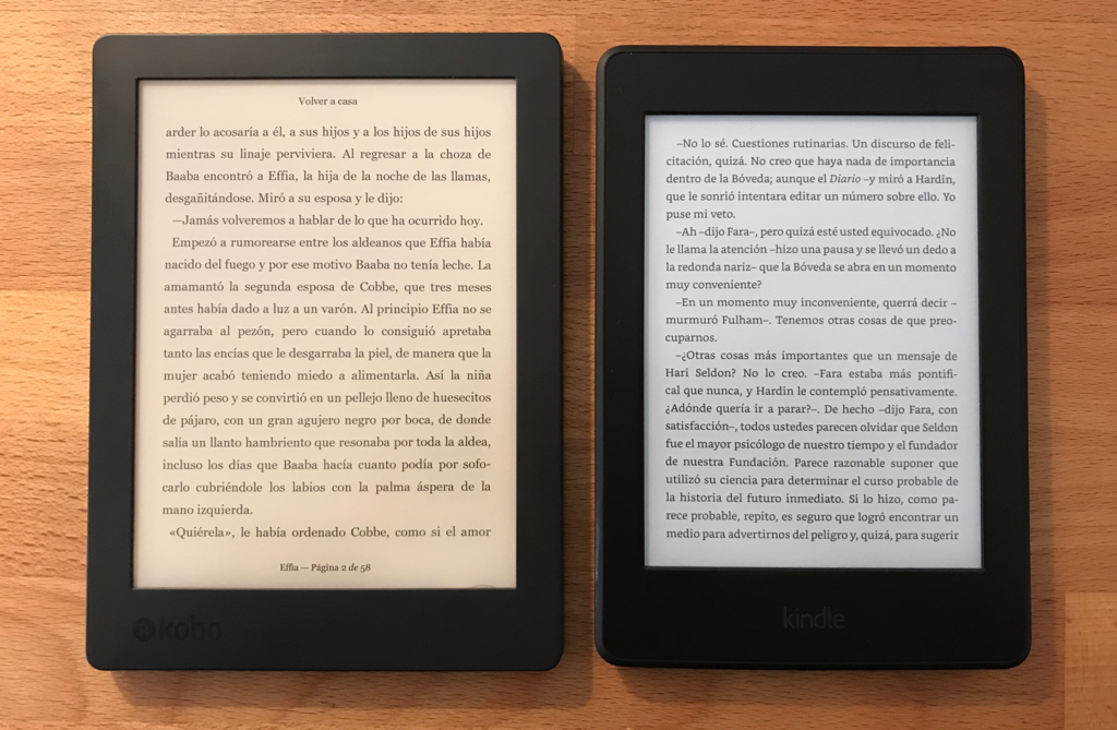 Kobo Aura H2o Edition 2 Amazon℗ Kindle℗ Paperwhite
