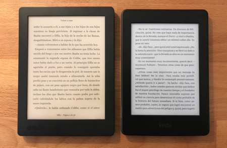 Kobo Aura H2o Edition 2 Amazon Kindle Paperwhite