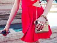 Duelo de vestidos: el cut out se lleva, y mucho