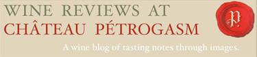 Chateau Petrogasm, describe vinos con imágenes