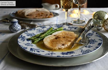 Pollo relleno: receta de Navidad fácil para triunfar con los invitados