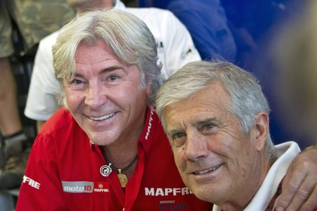 Angel Nieto Giacomo Agostini 4