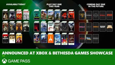 Los juegos importan, pero Game Pass y las exclusivas desde el día uno importan más: así es el plan de Microsoft para acumular suscriptores
