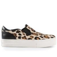 Zapatillas leopardo Celine clon sneakers slip ons Ash