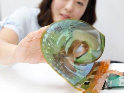 Samsung quiere que desenrolles la pantalla de tu móvil y lo hagas tan grande como quieras
