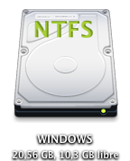 MacFUSE: Lectura y escritura NTFS en tu Mac