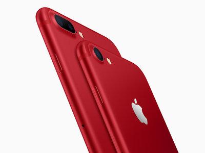 El iPhone 7 (RED) ya es oficial: el primer iPhone en colaborar en la lucha contra el VIH