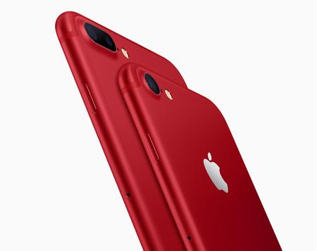 db87e8ef7bf El iPhone 7 (RED) ya es oficial: el primer iPhone en colaborar en la lucha  contra ...