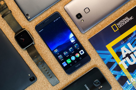 Huawei Honor 8 a precio de derribo: 269 euros y envío gratis