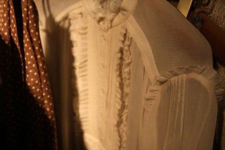 Blusa romántica Massimo Dutti Otoño-Invierno 2011/2012